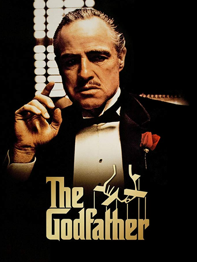 the godfather - best of the top 10 movies of all time